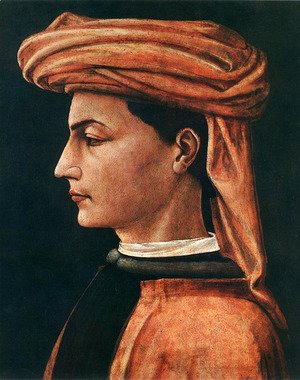 Portrait of a Young Man 1450s