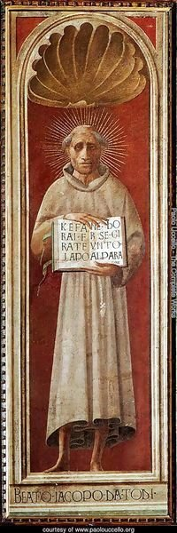 Blessed Jacopone da Todi