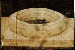 Paolo Uccello - Perspective Study of Mazzocchio 3