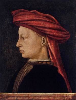 Paolo Uccello - Portrait of a Man