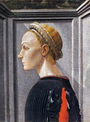 Paolo Uccello - Portrait of a Woman