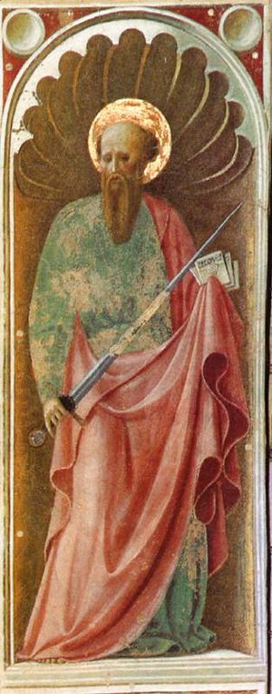 Paolo Uccello - St.Paul