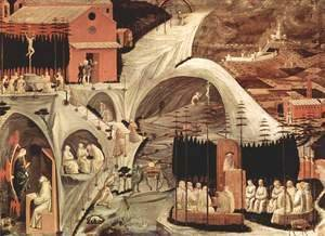 Paolo Uccello - Episodes of the hermit life