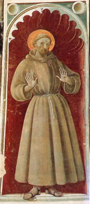 Paolo Uccello - St.Francis